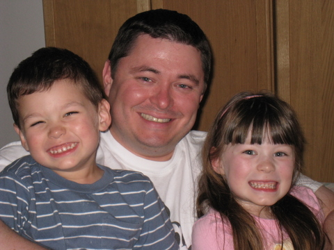 The Webmaster and kids