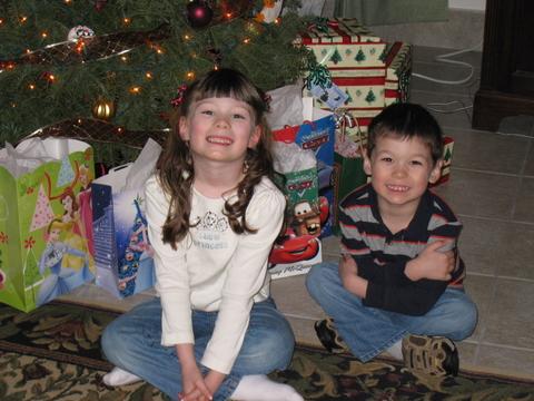 Christmas Eve at Nana & Papa's