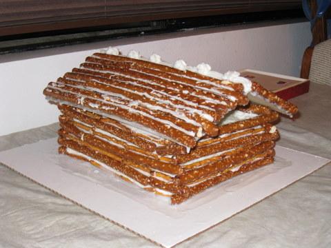 Birthday Cake Pretzel Bites