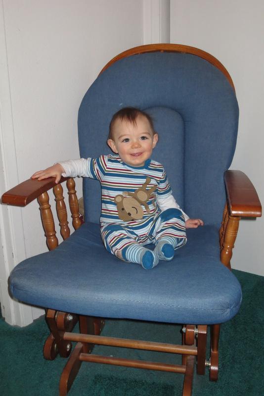 Thumper, 11 months