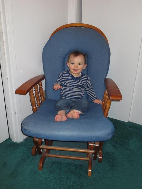 Twelve months old!
