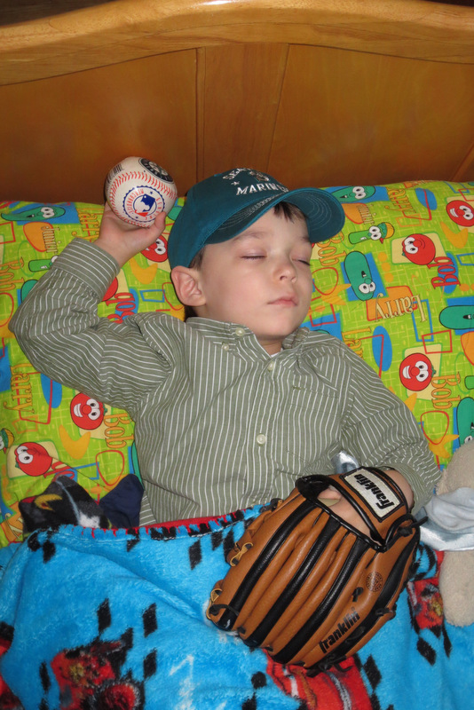 Dreaming of Opening Day