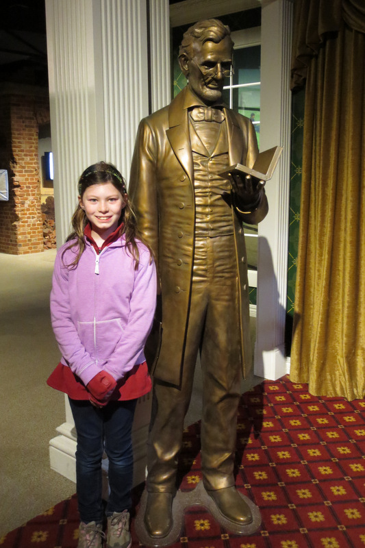Ane and President Lincoln