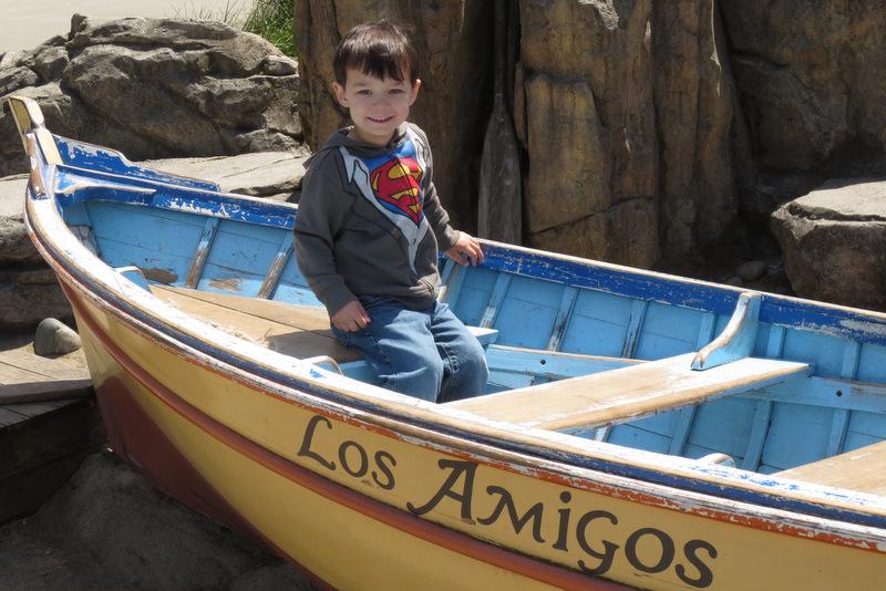 """Rerun """"rows"""" the boat"""