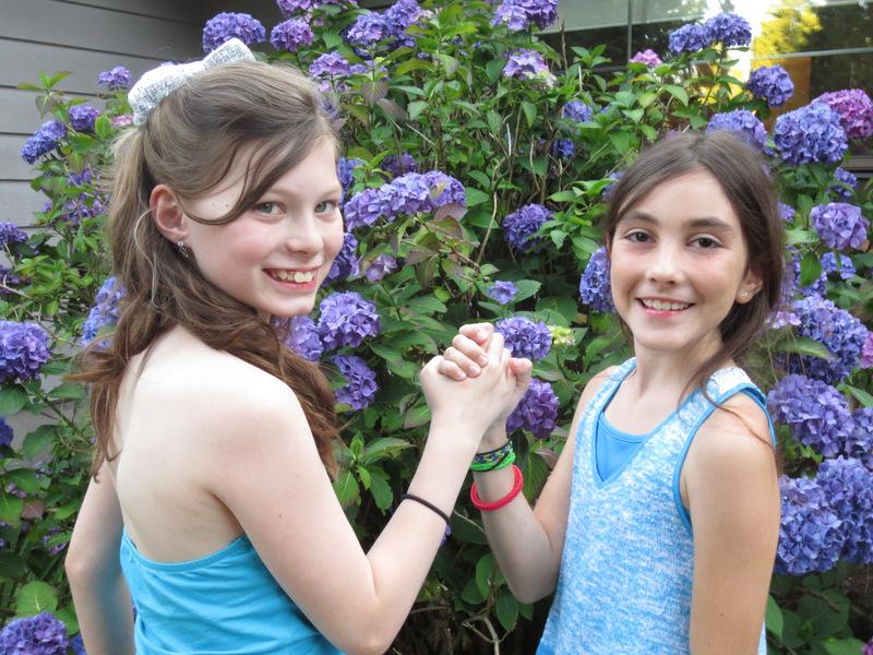 Ane and Lisa