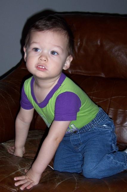 Tad, 18 months