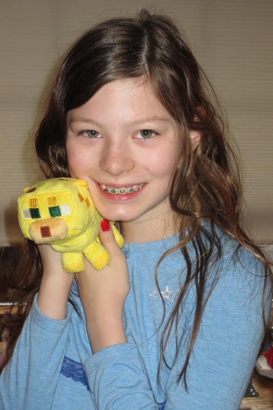 Ane, age 11