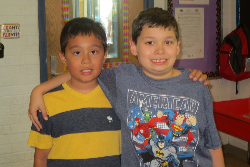 Tad and Jay