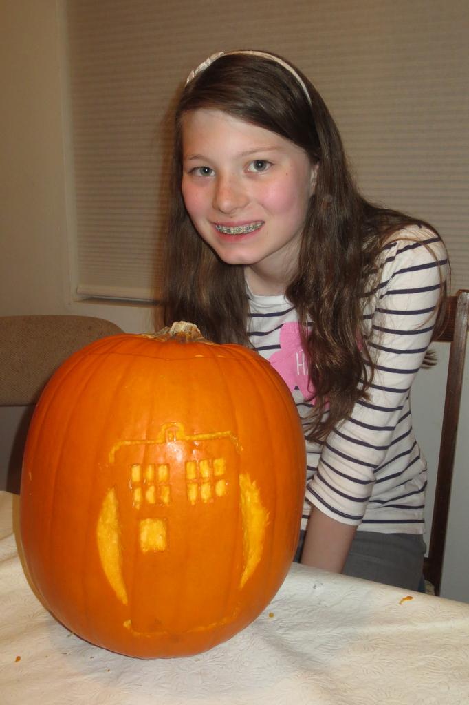 Ane's pumpkin
