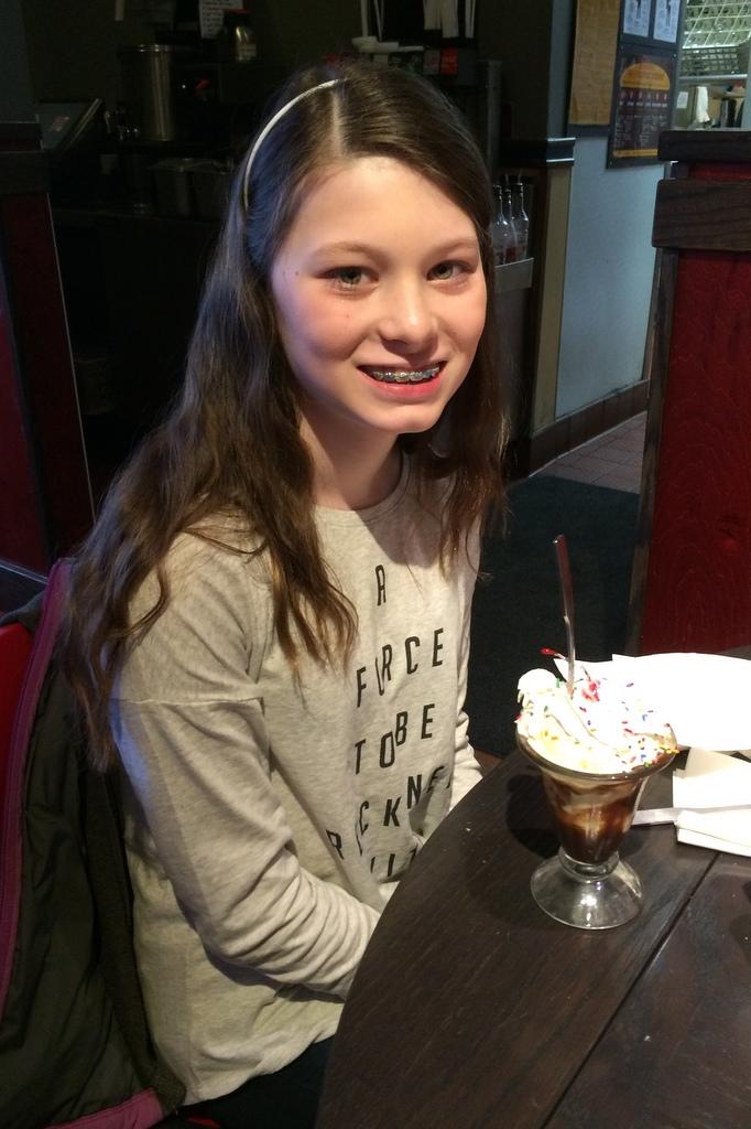 Happy birthday, Ane!