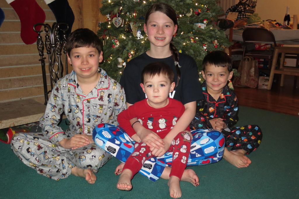 Christmas Eve!