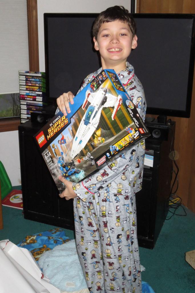 LEGOs for Tad!