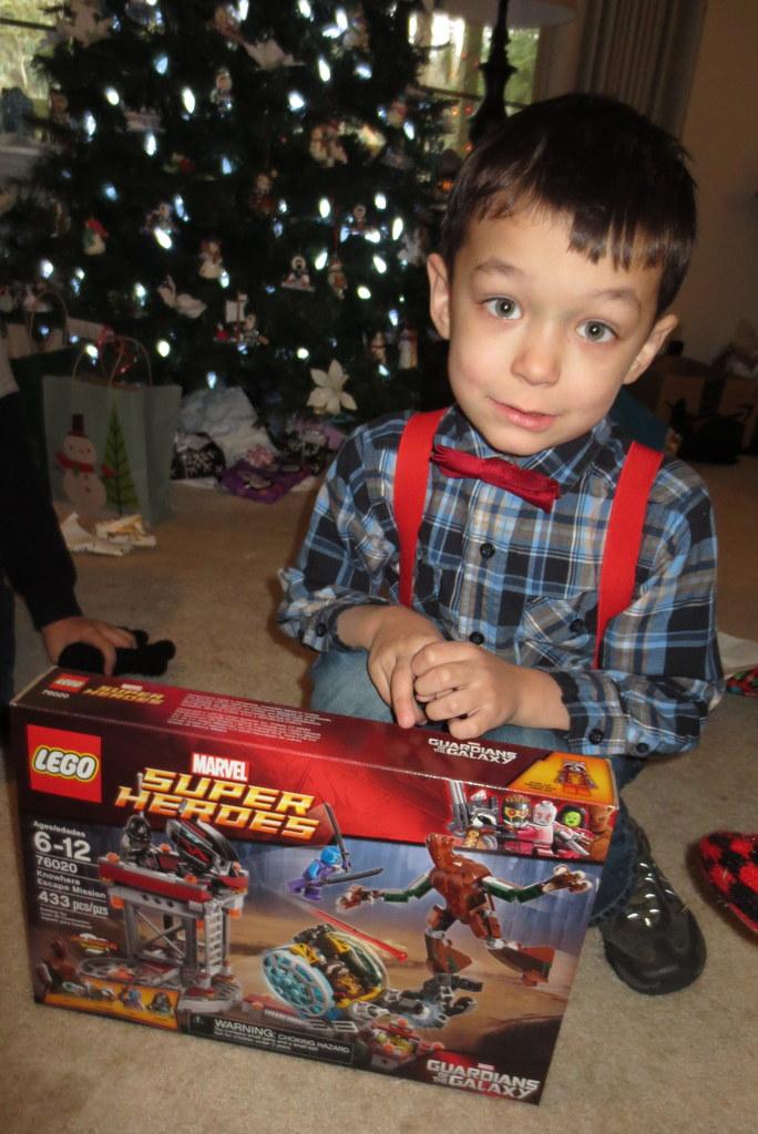 More Legos!