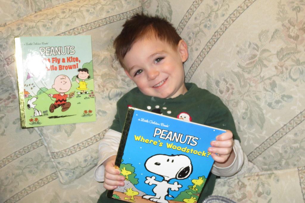 Books for Thumper!