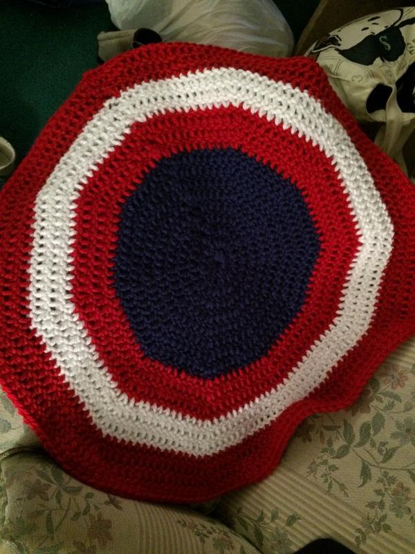 Circle finished