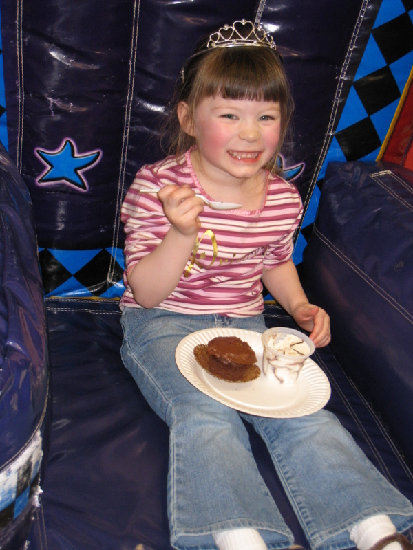 Ane, age 4