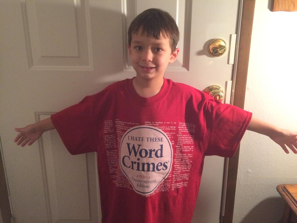 Rerun's new nightshirt