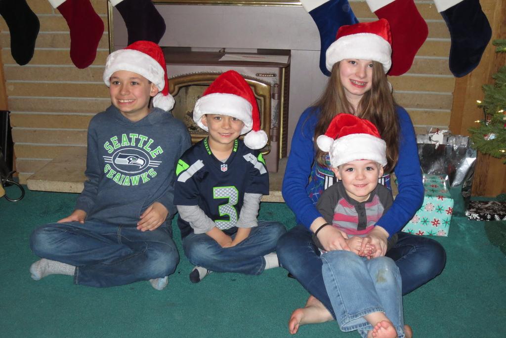 Christmas Eve game