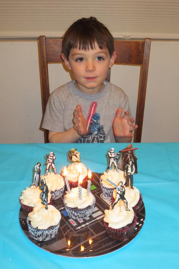 Happy birthday to me! Yay!